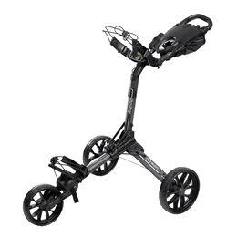 Nitron Auto-Open Push Cart