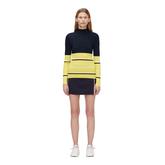 Alternate View 1 of Bertha Long Sleeve Striped Sweater