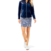 Leona Plush Full Zip Jacket