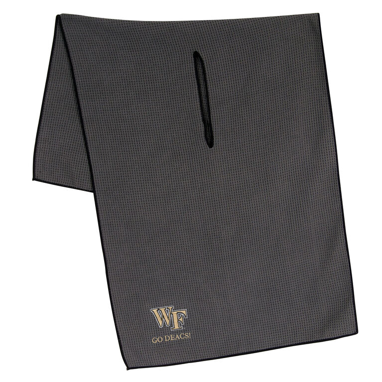 Team Effort Wake Forest Demon Deacons Microfiber Towel