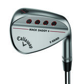 Alternate View 8 of Callaway MD4 Satin Chrome Steel Wedge
