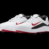 Alternate View 5 of Vapor Men's Golf Shoe - White/Black/Red