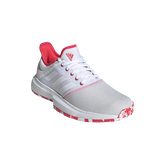 GameCourt Women's Tennis Shoe - White/Red