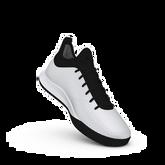Alternate View 4 of Defiant Generation Multicourt Men's Tennis Shoe - White/Black
