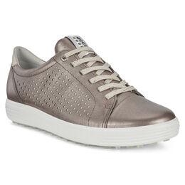 ECCO Casual Hybrid Perf Women's Golf Shoe - Grey