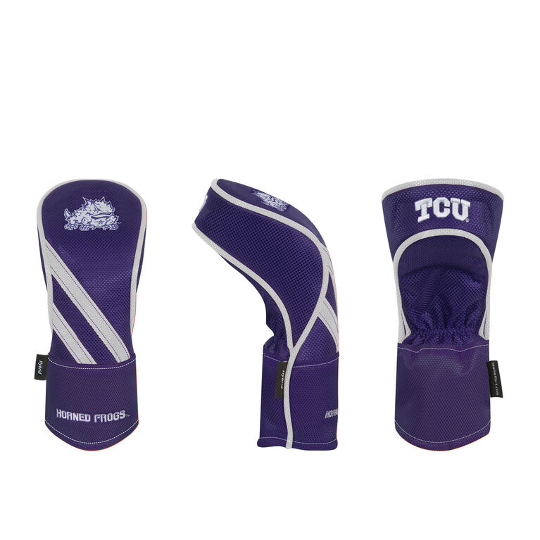 Team Effort Texas Christian Horned Frogs Hybrid Headcover