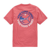 Vineyard Vines Tuna USA Pocket T-Shirt