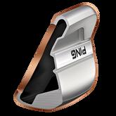 PING G700 4-PW, UW Iron Set w/ Graphite Shafts