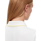 Alternate View 3 of Jade Short Sleeve Striped Polo Shirt