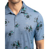 Alternate View 3 of Speed Runner Floral Polo