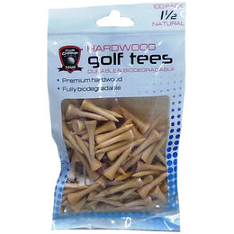"Precision Golf Tees - 1 1/2""  / 100 Pack"