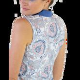 Alternate View 3 of Dixie Group: Sleeveless Bouquet Dress - Dixie Print