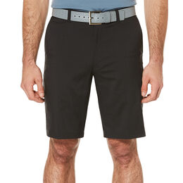 Flat Front Active Waistband Golf Short