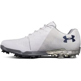 Under Armour Spieth 2 Men's Golf Shoe - White