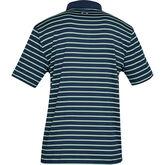 Alternate View 4 of Performance Textured Stripe Men's Golf Polo Shirt