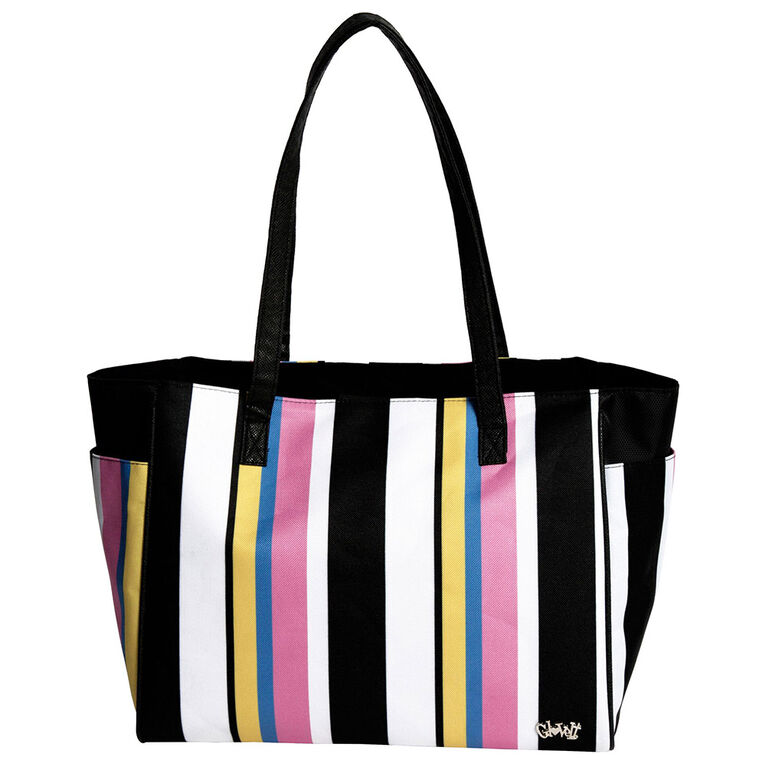 Glove It Cabana Stripe Tote Bag