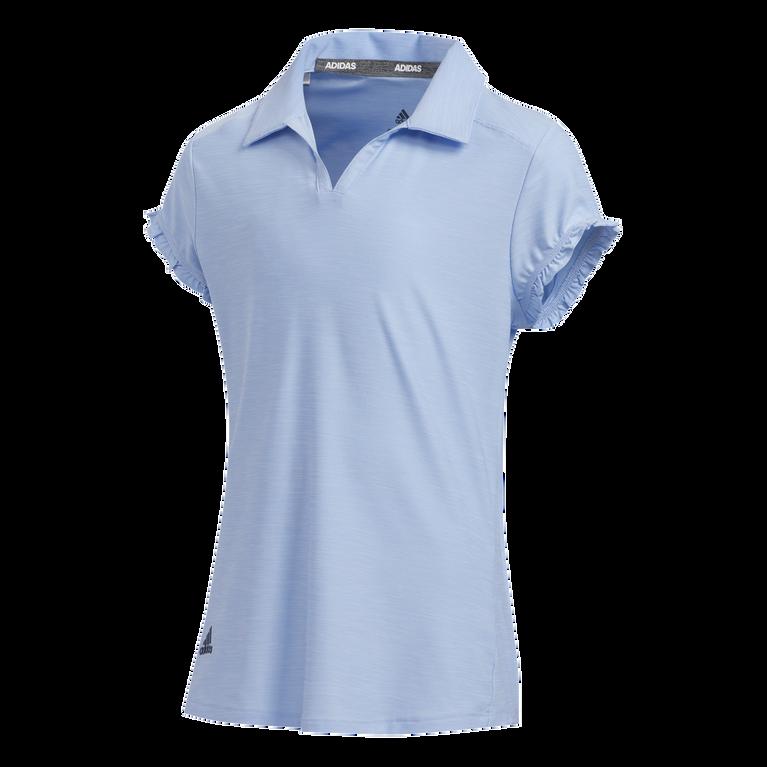 Short Sleeve Girls Polo Shirt