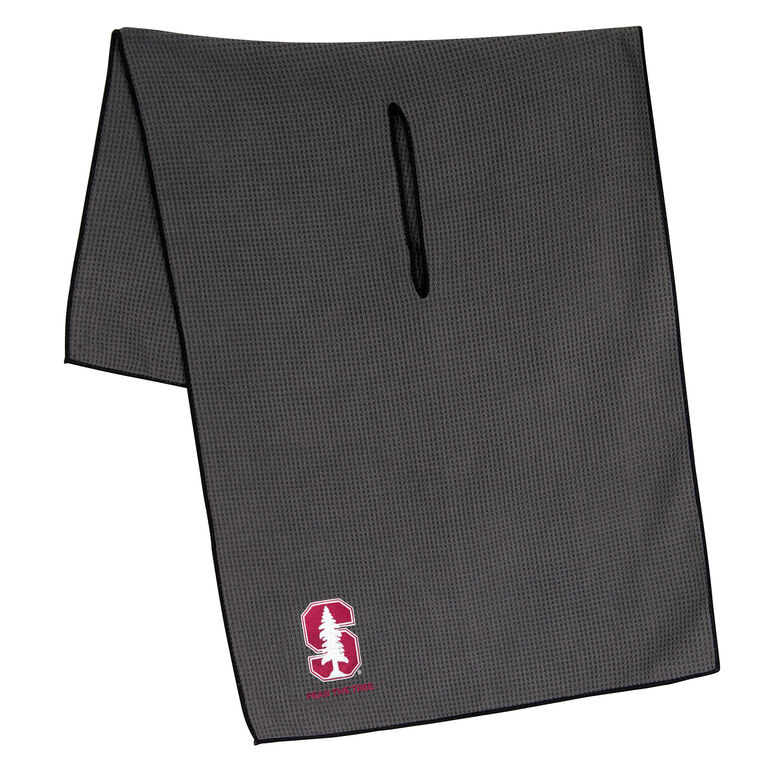 Team Effort Stanford Cardinal Microfiber Towel