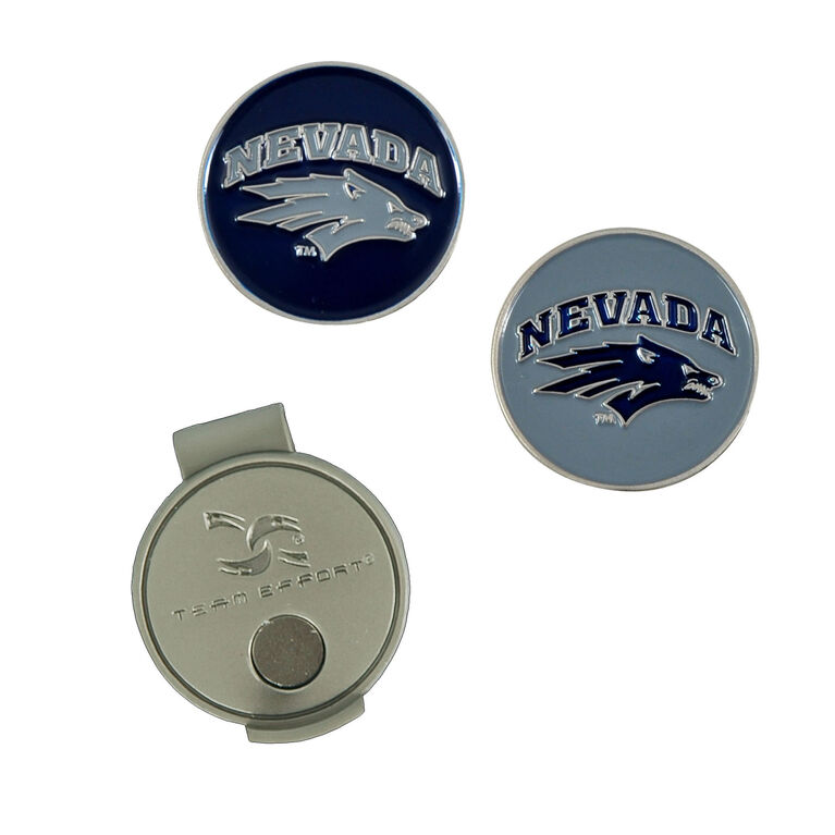 Team Effort Nevada Hat Clip