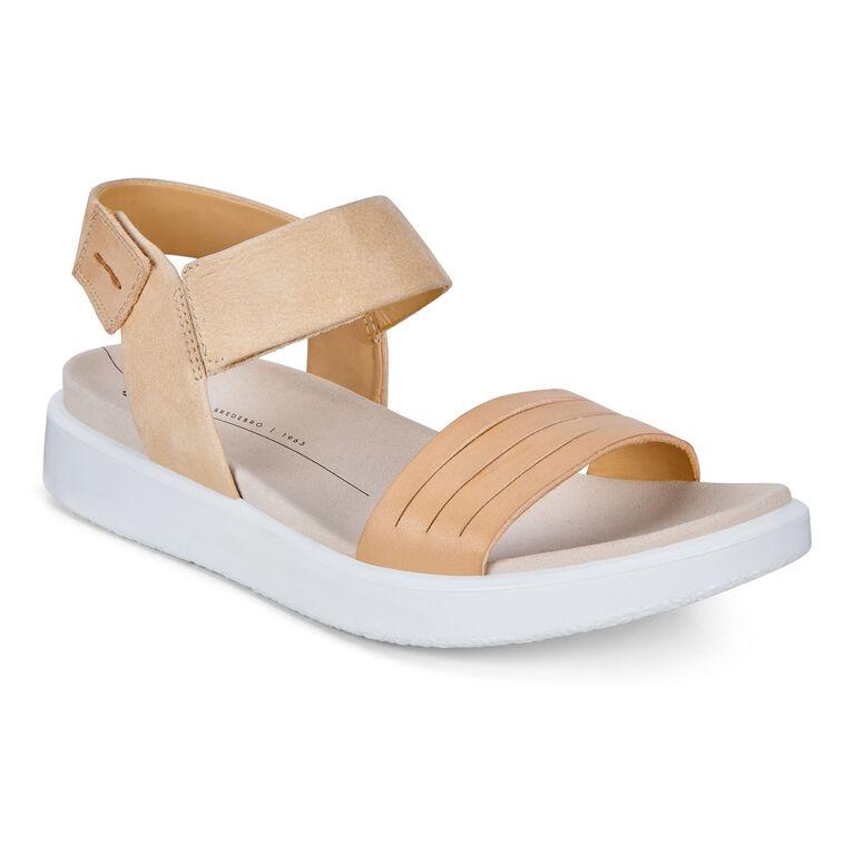 Flowt Women's Sandal - Tan