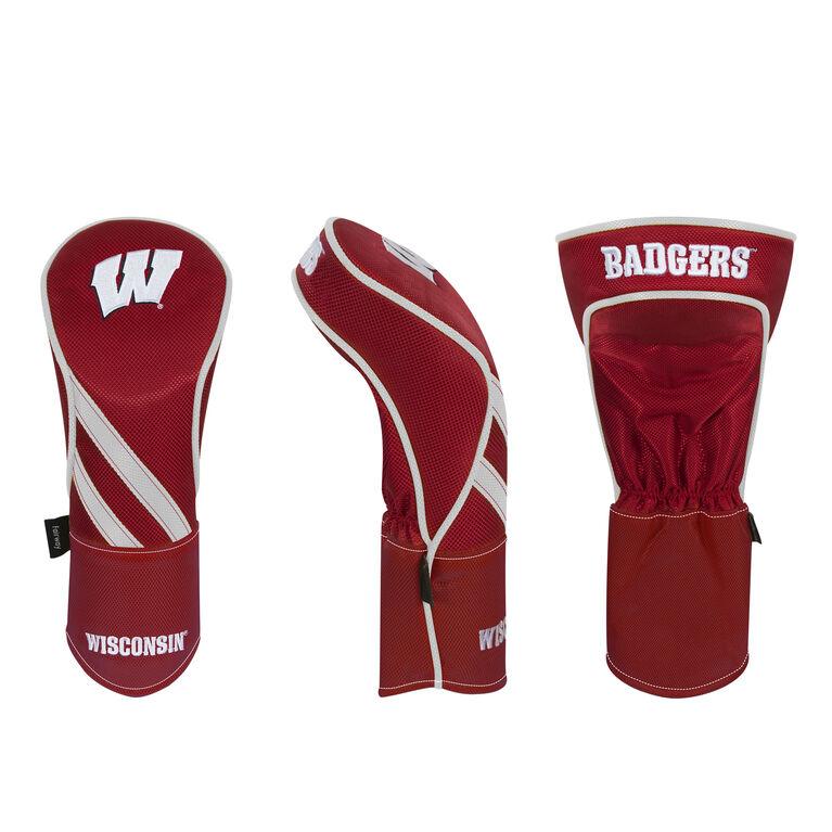 Team Effort Wisconsin Badgers Fairway Headcover