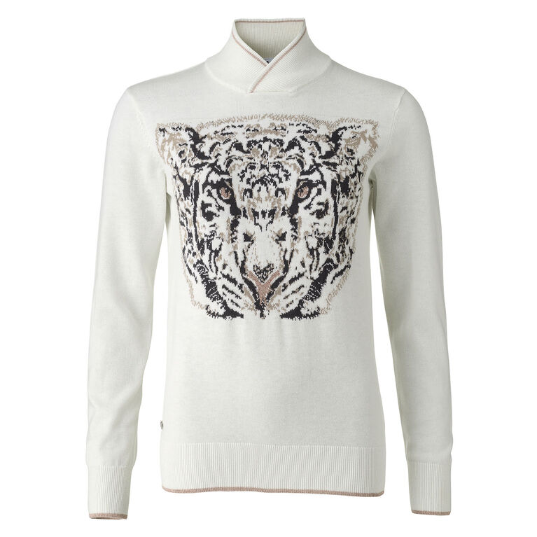 Cold Group: Jozy Leopard Face Pullover