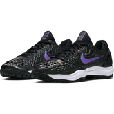 Alternate View 5 of NikeCourt Zoom Cage 3 Men's Hard Court Tennis Shoe - Purple/Black