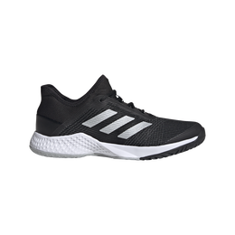 Adizero Club Men's Tennis Shoe - Black/White
