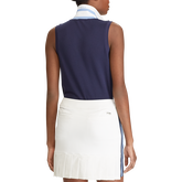 Alternate View 1 of Tailored Fit Sleeveless Golf Polo Shirt