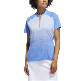 Alternate View 2 of Minted Blues Collection: Ombre Short Sleeve Polo Shirt