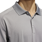 Alternate View 5 of Ultimate Climacool Long Sleeve Solid Polo Shirt