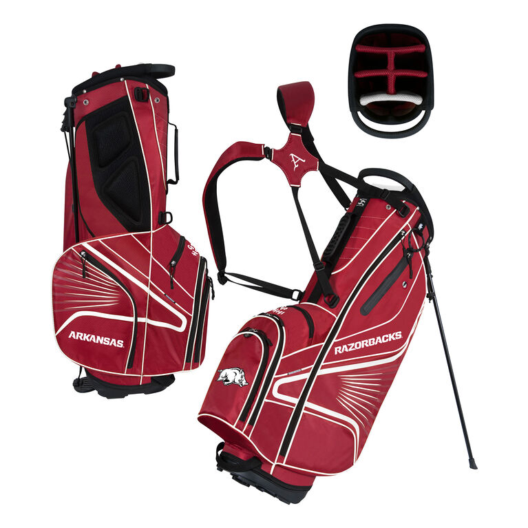 Team Effort Arkansas GridIron III Stand Bag