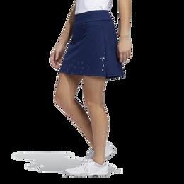 USA Fan Gear Star Knit Skort