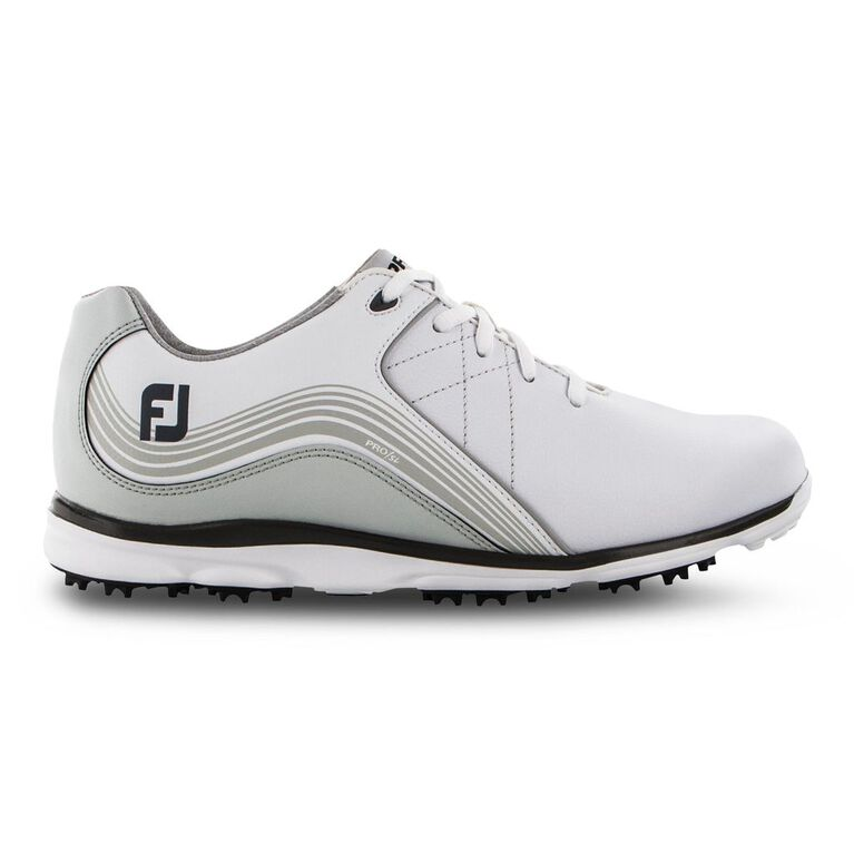 Pro/SL Women's Golf Shoe - White/Charcoal