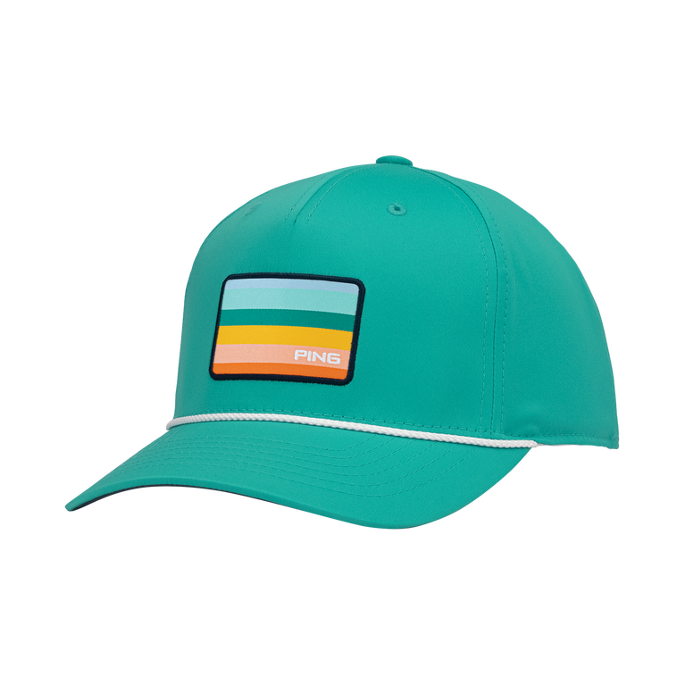 Coastal Snapback Hat