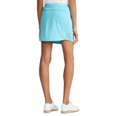 Alternate View 3 of Perforated Solid Stretch Golf Skort