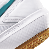 Alternate View 5 of Air Zoom Prestige Women's Tennis Shoe - White/Yellow