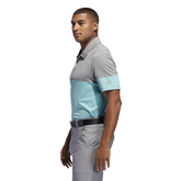 Ultimate365 Heathered Blocked Polo Shirt
