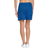 Alternate View 2 of Tranquil Bay Collection: Fit and Flare Pull On Ruffled Skort