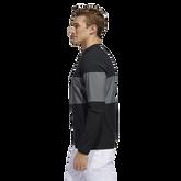 Alternate View 2 of Lightweight Layering Sweatshirt 1/4 Zip Pullover