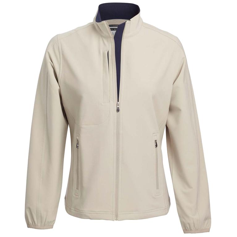 Women's Full Zip Microfiber Jacket