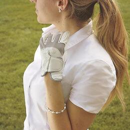 Golf Goddess Silver Original Stroke Counter Bracelet