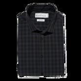Alternate View 1 of Worthing Black Green Blue Large Check Dress Shirt