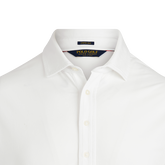 Alternate View 4 of Classic Fit Stretch Lisle Polo