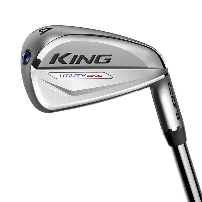 KING Utility ONE Length Iron w/ Steel Shaft