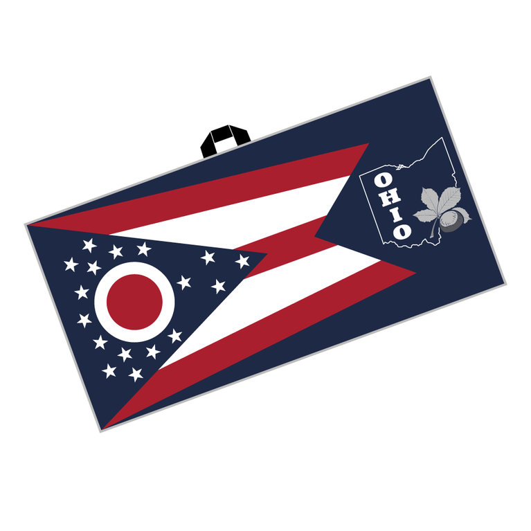 Ohio Microfiber Player's Towel