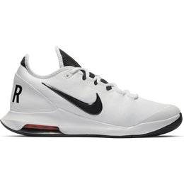 Air Max Wildcard Men's Tennis Shoe - White/Black/Red