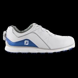 Pro/SL BOA Men's Golf Shoe - White/Blue