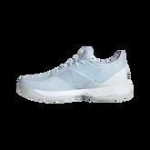 Alternate View 1 of Adizero Ubersonic 3 Women's Tennis Shoe - Light Blue/White