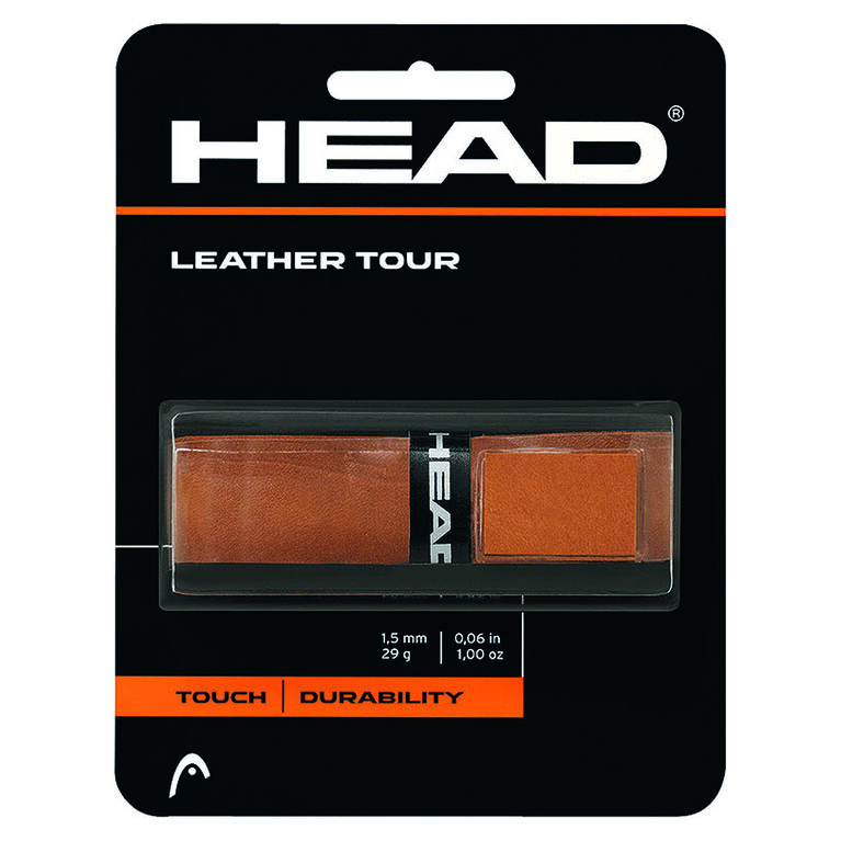Leather Tour Grip